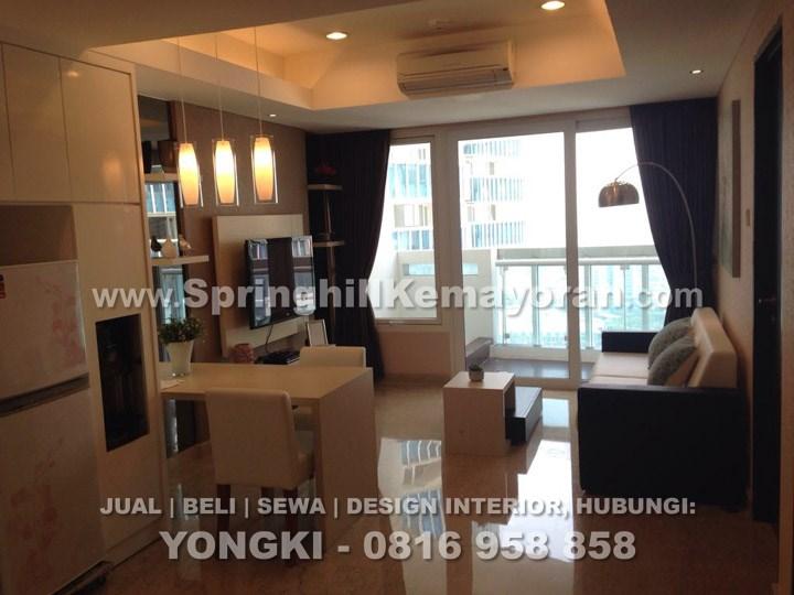 Royale Springhill Kemayoran 1BR (SKC-4810)