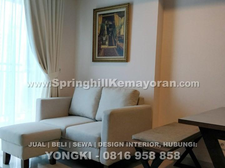 Springhill Terrace Kemayoran 2BR (SKC-4557)