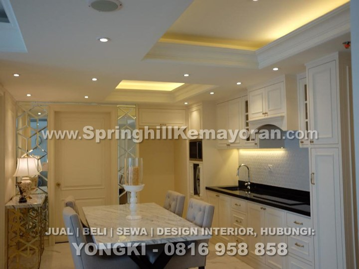 Springhill Terrace Kemayoran 2BR (SKC-4904)