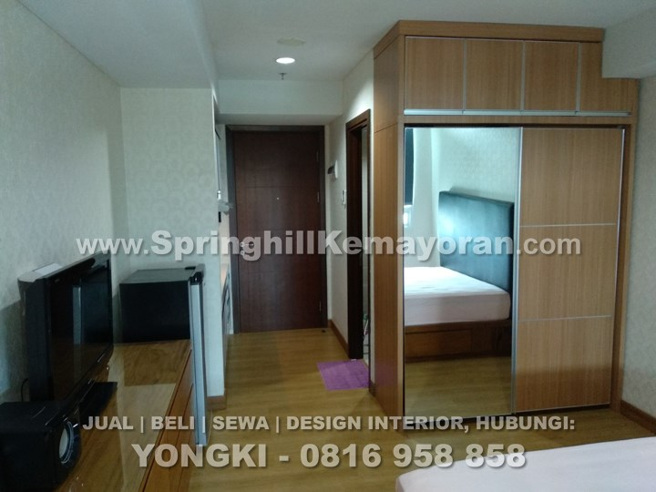 Springhill Terrace Kemayoran Studio (SKC-4613)