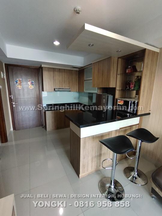 Springhill Terrace Kemayoran 2BR (SKC-4782)