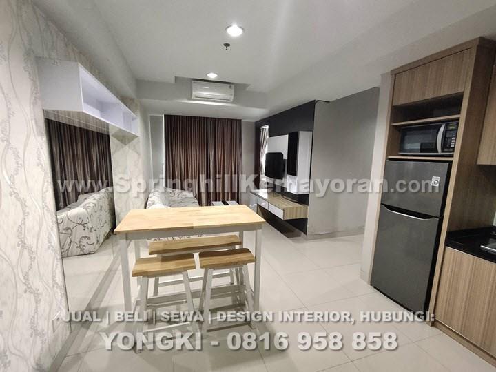 Springhill Terrace Kemayoran 3BR (SKC-4660)