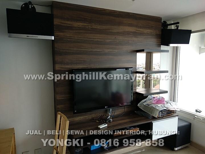 Royale Springhill Kemayoran 1BR (SKC-4676)