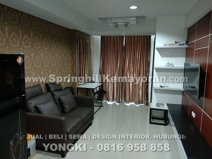 Springhill Terrace Kemayoran 2BR (SKC-4867)