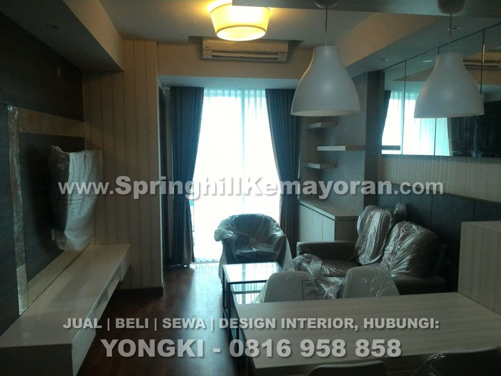 Springhill Terrace Kemayoran 2BR (SKC-4635)