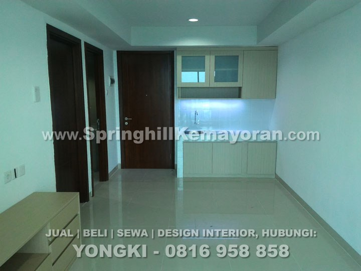 Springhill Terrace Kemayoran 2BR (SKC-4767)