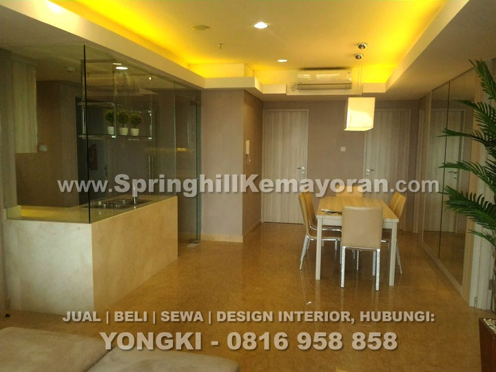 Royale Springhill Kemayoran 3BR (SKC-4515)