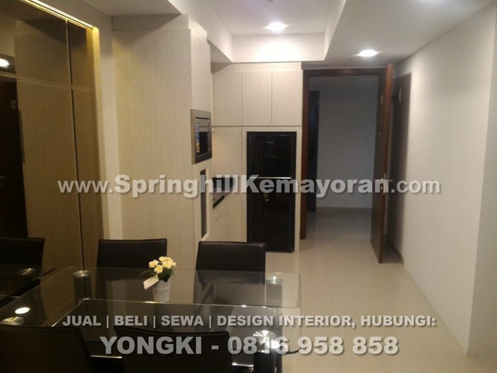 Springhill Terrace Kemayoran 2BR (SKC-4936)