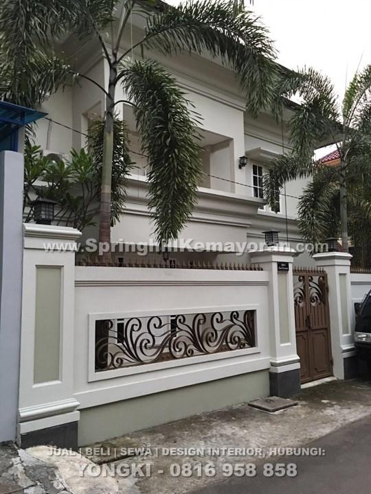 Rumah 2 lantai di Cempaka Putih (SKC-5176)