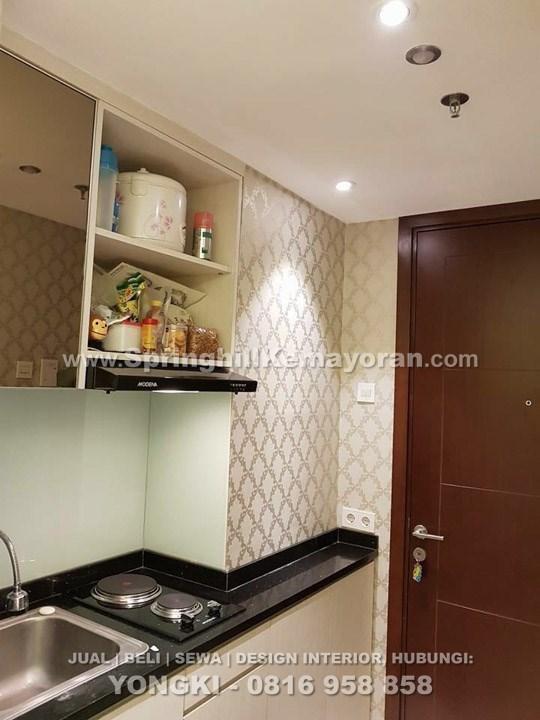 Springhill Terrace Kemayoran Studio (SKC-5205)