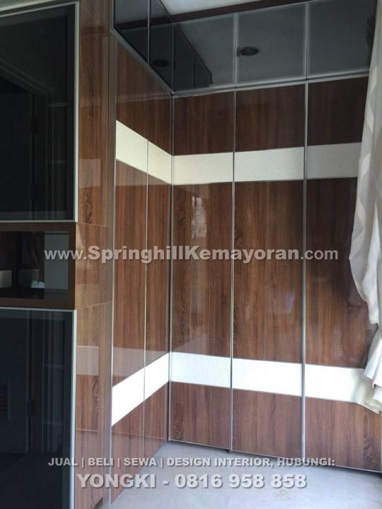 Rumah 8x25 di Golf Residence Kemayoran (SKC-5947)