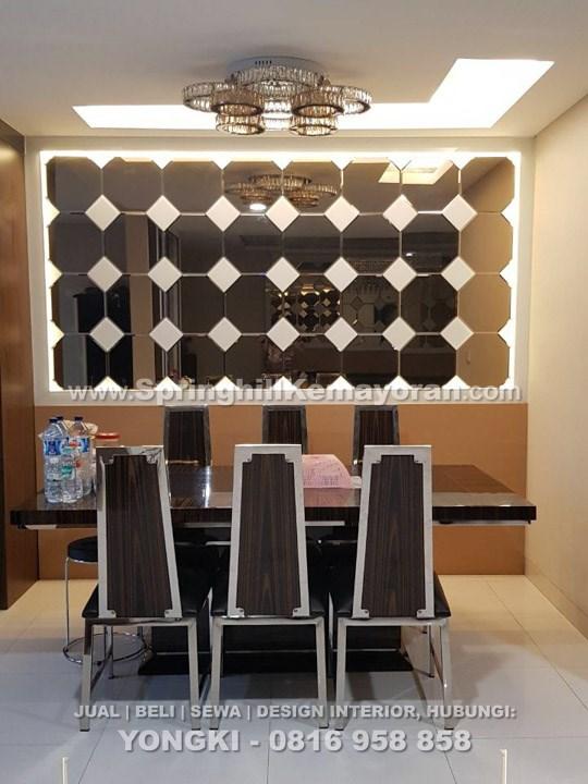 Rumah 8x25 di Golf Residence Kemayoran (SKC-5917)