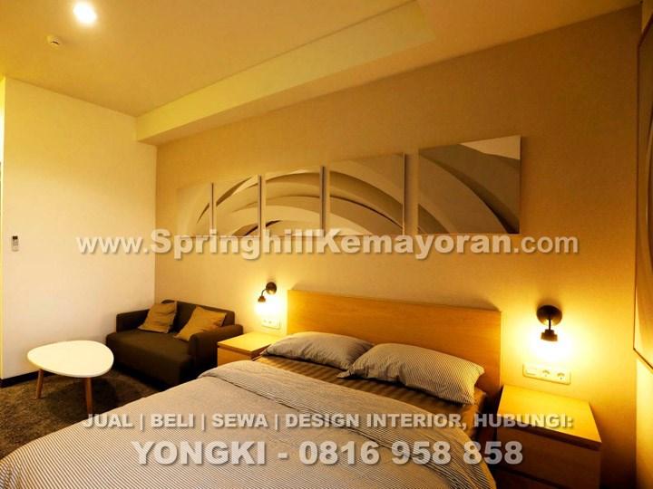 Springhill Terrace Kemayoran Studio (SKC-5278)