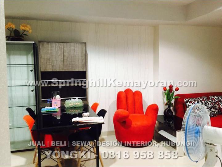 Springhill Terrace Kemayoran 3BR (SKC-6042)