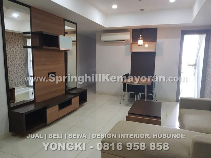 The Mansion Kemayoran 2BR (SKC-5486)