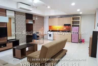 The Mansion Kemayoran 2BR (SKC-5495)