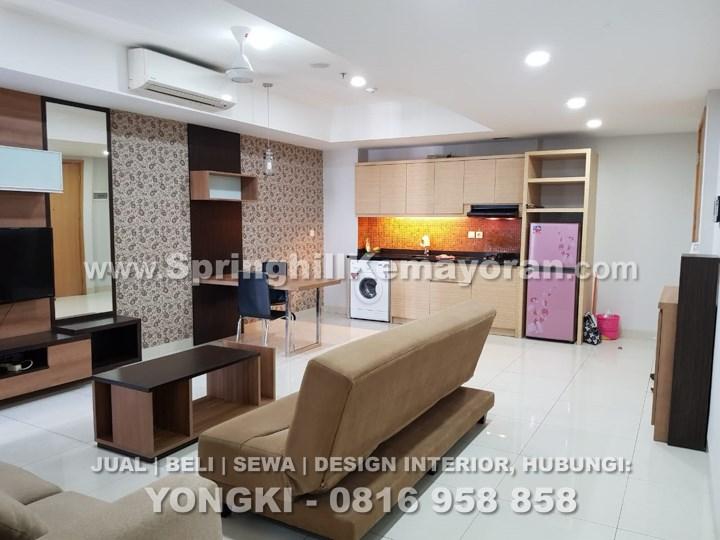The Mansion Kemayoran 2BR (SKC-5495)