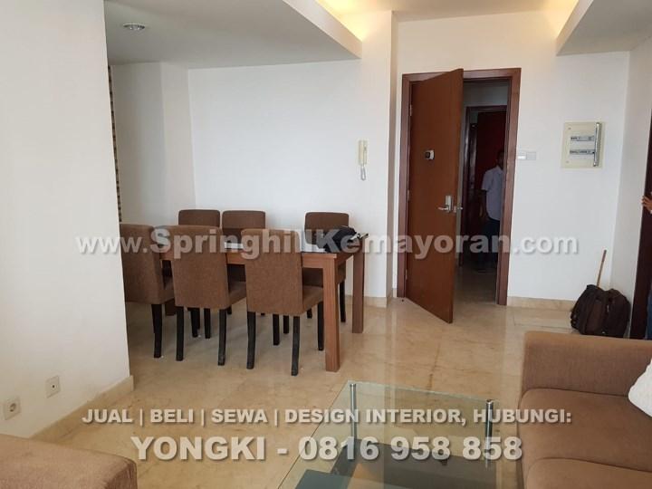 Royale Springhill Kemayoran 1BR (SKC-5883)