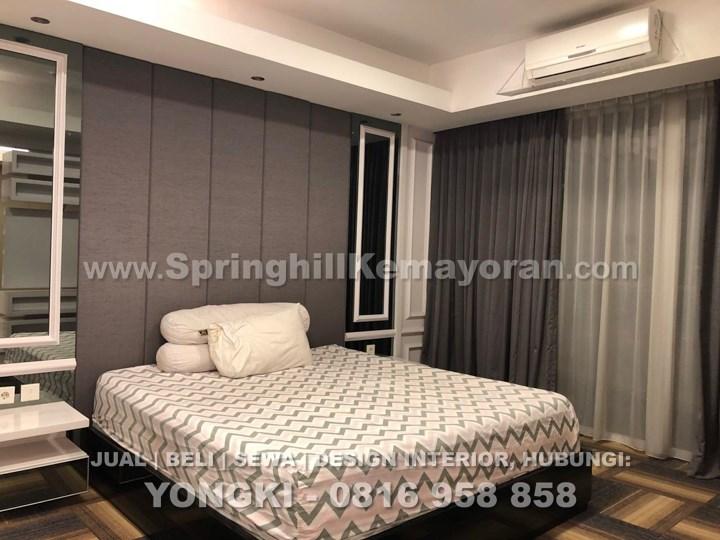 Royale Springhill Kemayoran 1BR (SKC-6245)