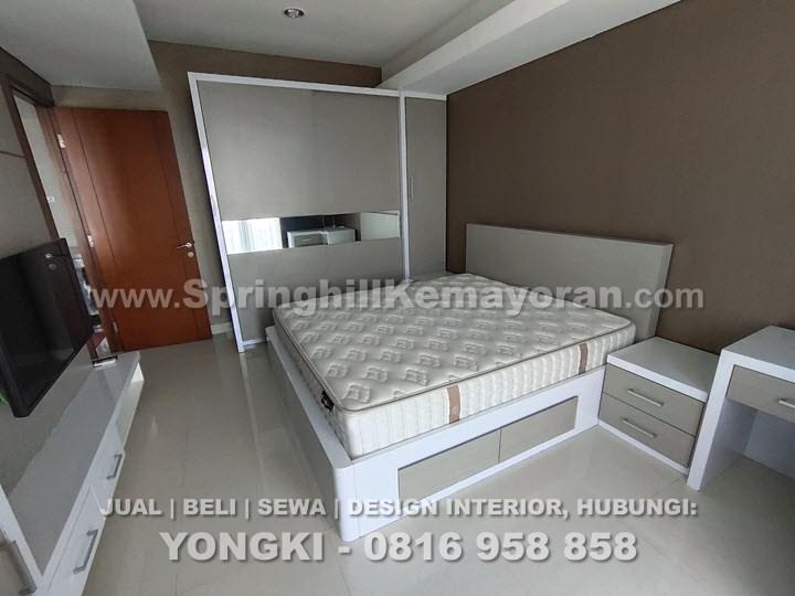 Royale Springhill Kemayoran 1BR (SKC-6080)