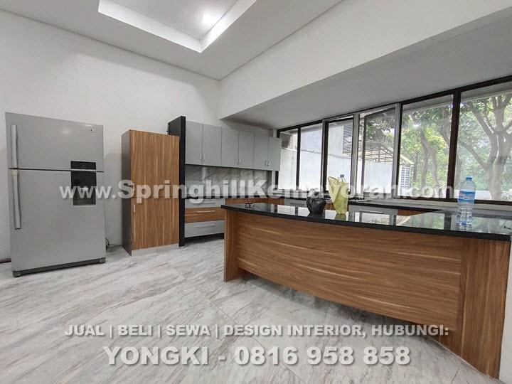 Townhouse 10x30 di Springhill Tahap 1 (SKC-5540)