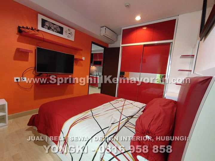 Springhill Terrace Kemayoran 2BR (SKC-5241)