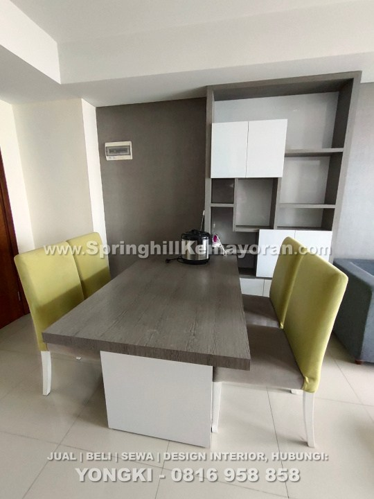 Springhill Terrace Kemayoran 3BR (SKC-6051)