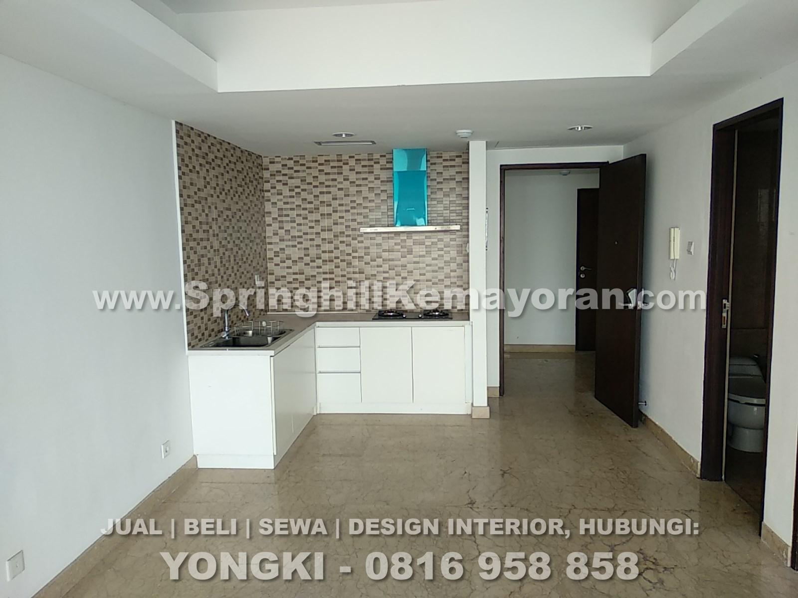 Royale Springhill Kemayoran 1BR (SKC-5570)