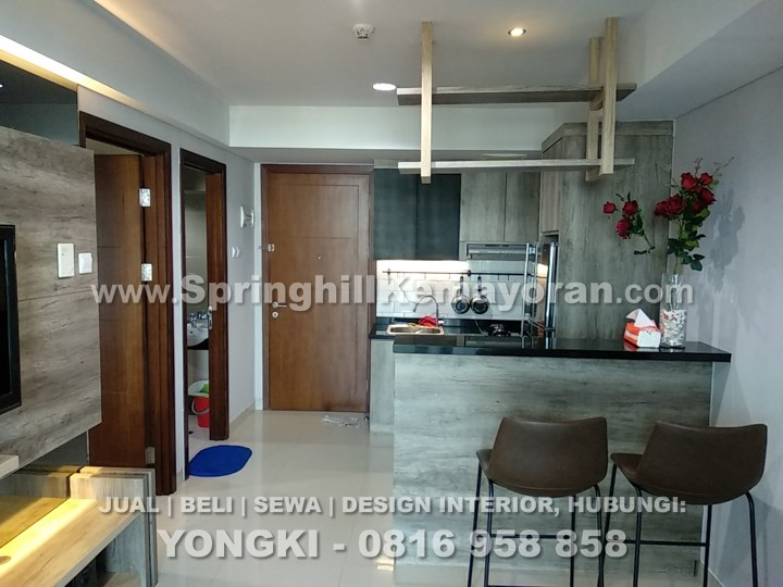 Springhill Terrace Kemayoran 2BR (SKC-6005)