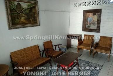 Rumah 6x15 di Kelapa Gading (SKC-6220)