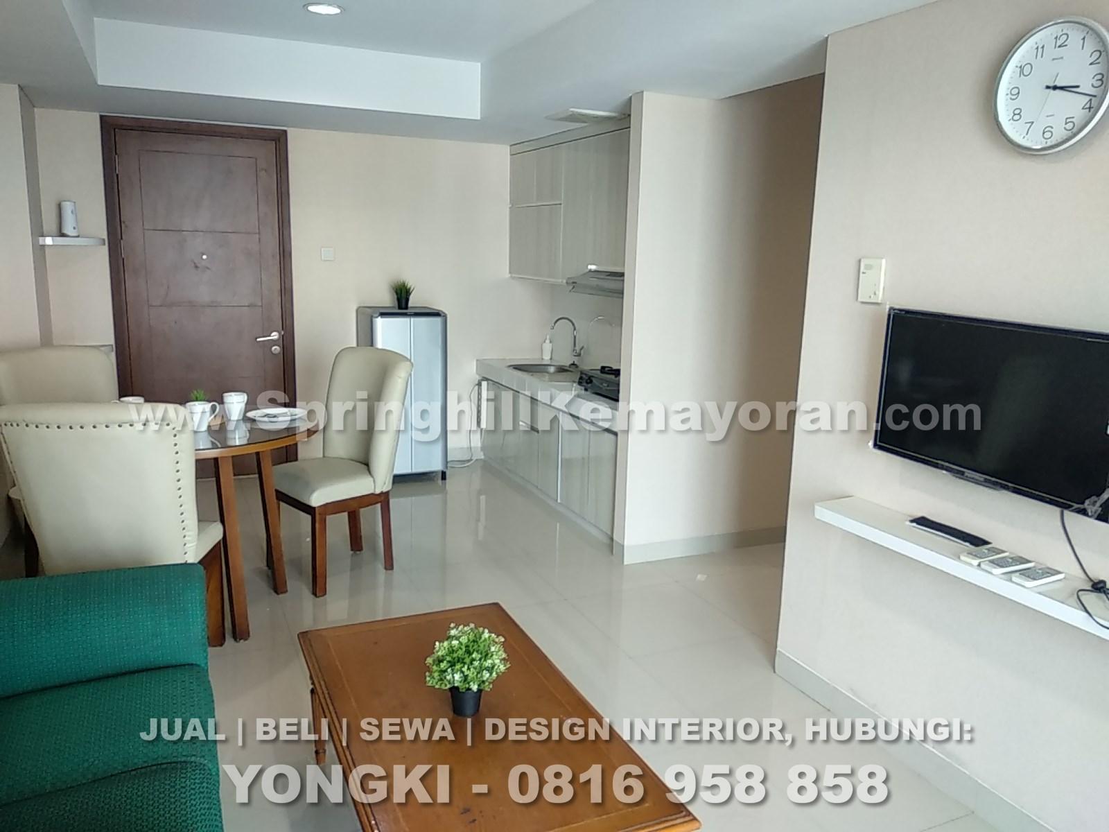 Springhill Terrace Kemayoran 3BR (SKC-6263)