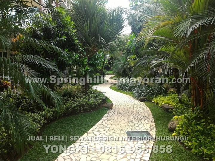 Rumah 8x15 di Springhill Tahap 2 (SKC-6154)
