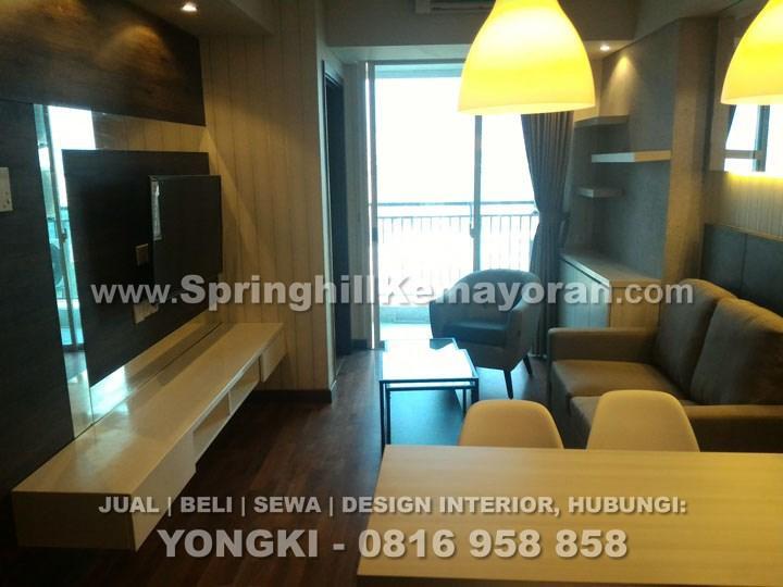 Springhill Terrace Kemayoran 2BR (SKC-5989)
