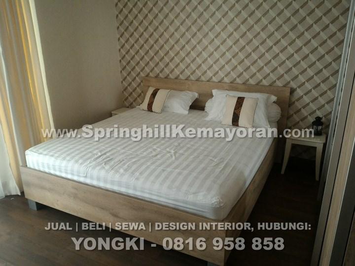 Royale Springhill Kemayoran 1BR (SKC-5463)