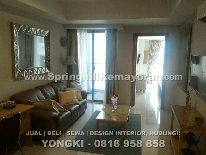The Mansion Kemayoran 1BR (SKC-5337)