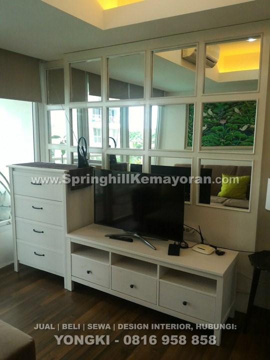 Royale Springhill Kemayoran 1BR (SKC-5471)