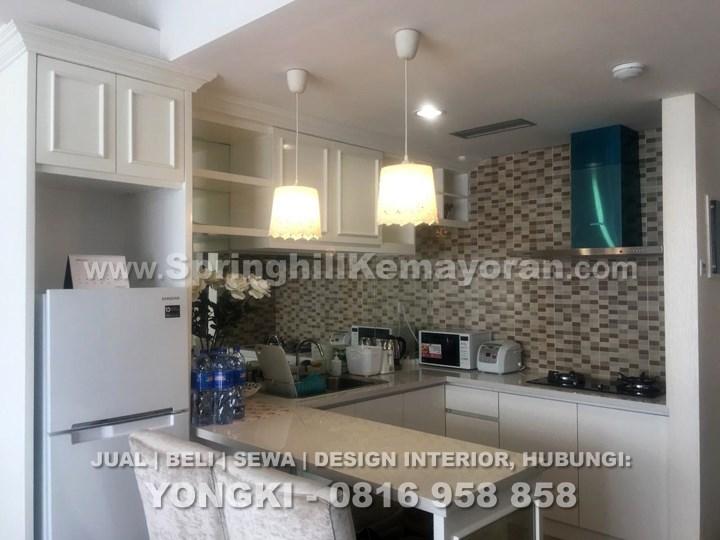Royale Springhill Kemayoran 1BR (SKC-5872)