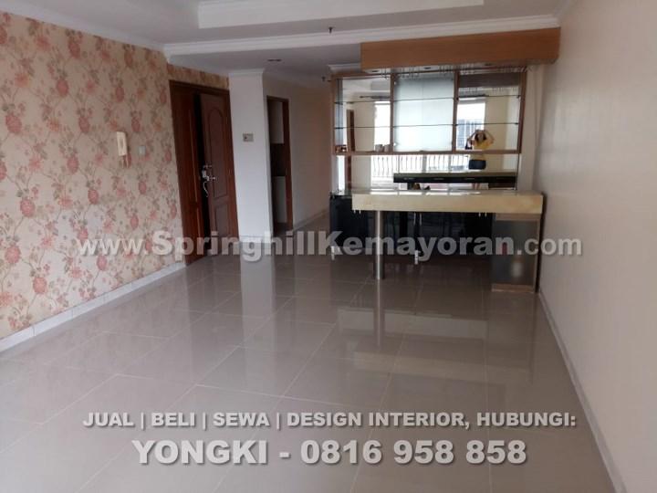 Apartemen Mediterania Lagoon Kemayoran 3BR (SKC-6564)