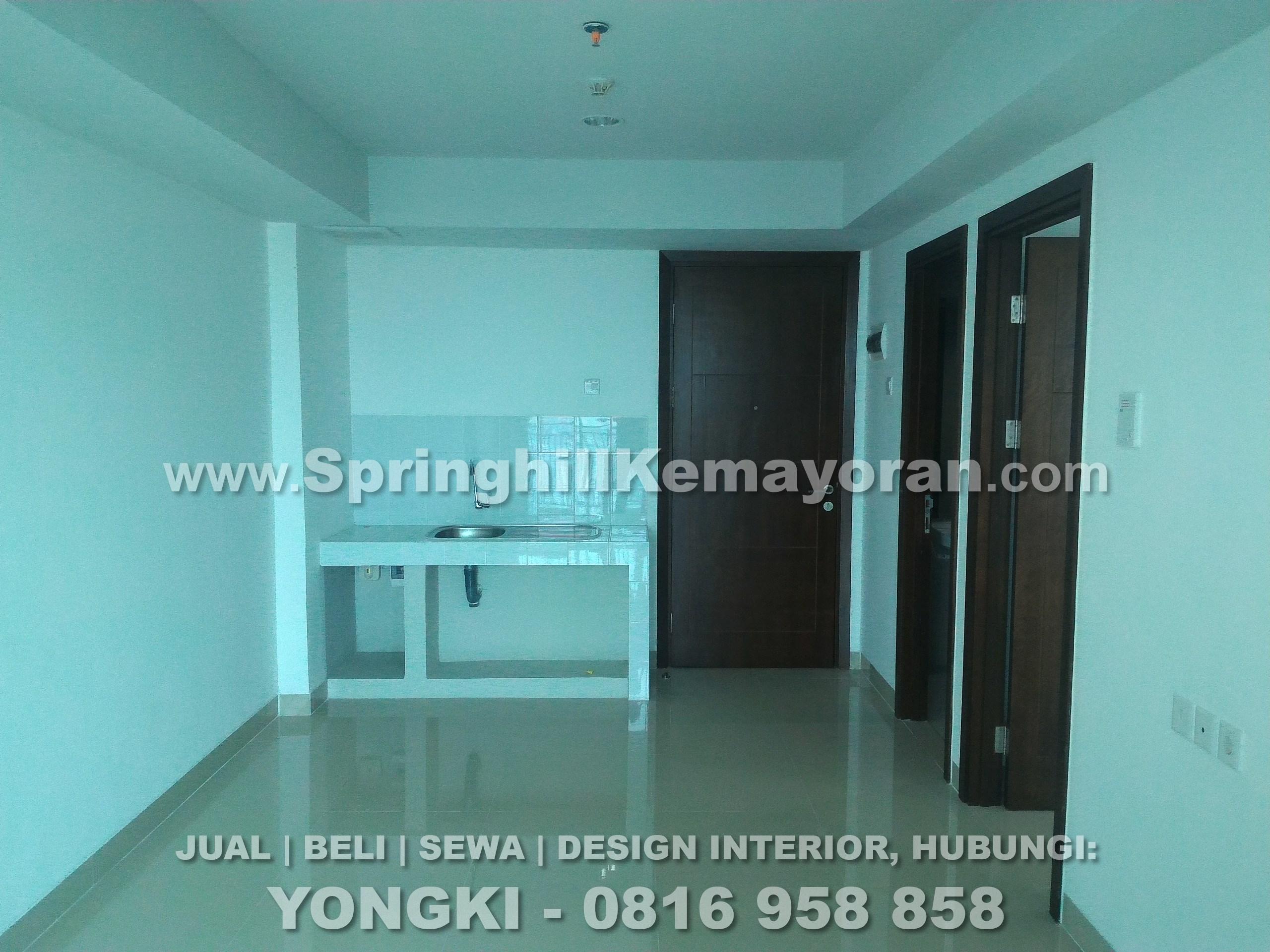 Springhill Terrace Kemayoran 4BR (SKC-6673)
