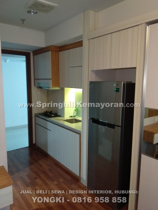 Springhill Terrace Kemayoran Studio (SKC-6692)