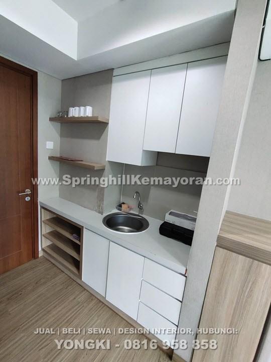 Springhill Terrace Kemayoran Studio (SKC-6720)