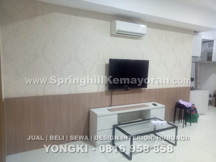 The Mansion Kemayoran 1BR (SKC-6774)