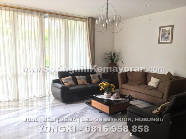Rumah 10x18 Springhill Tahap 2 (SKC-6891)