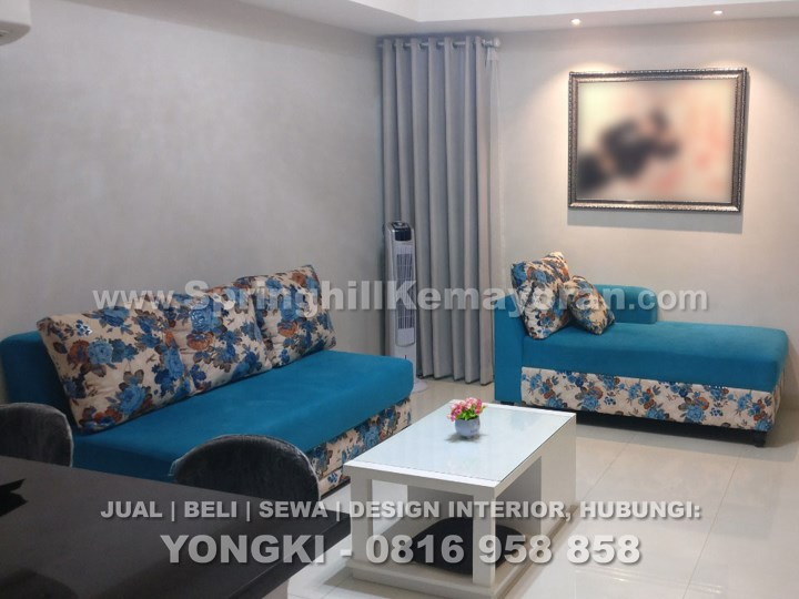 The Mansion Kemayoran 2BR (SKC-6975)