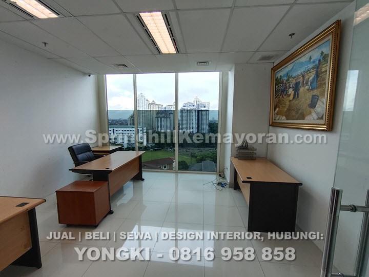 Springhill Office Tower Kemayoran (SKC-7039)