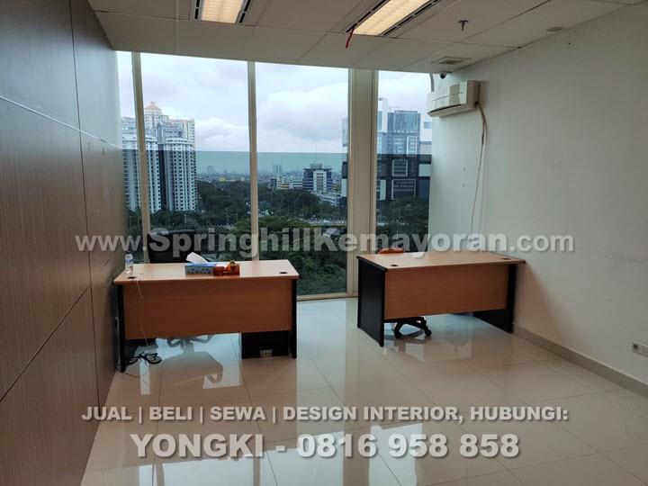 Springhill Office Tower Kemayoran (SKC-7052)