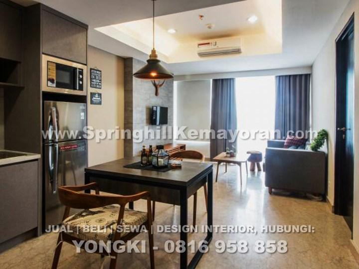 Apartemen Royale Springhill 1BR (SKC-7555)