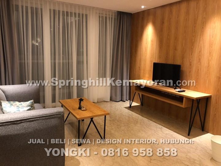 Royale Springhill Kemayoran 1BR (SKC-7543)
