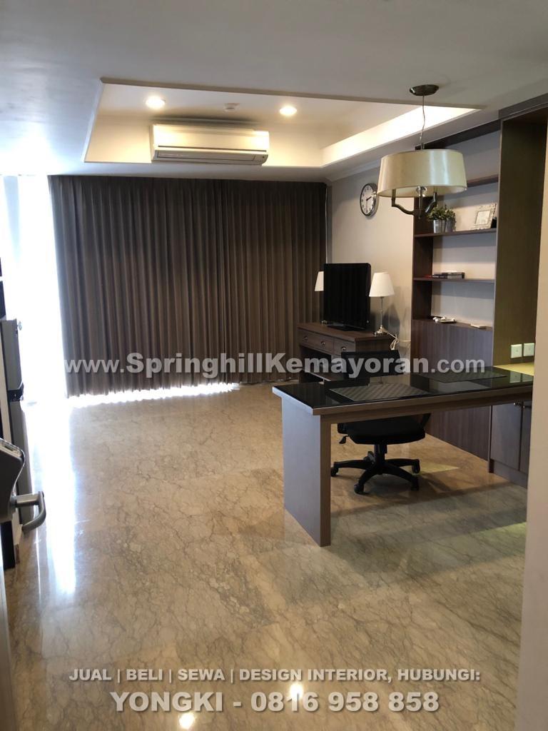 Royale Springhill Kemayoran 1BR (SKC-7390)