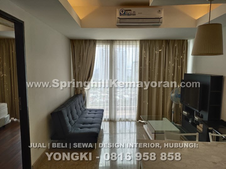 Royale Springhill Kemayoran 1BR (SKC-7457)